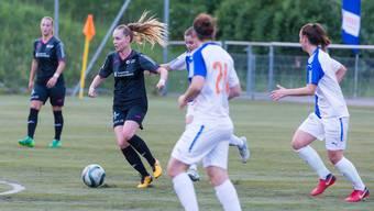 FC Aarau Frauen - Grasshoppers 09.05.18