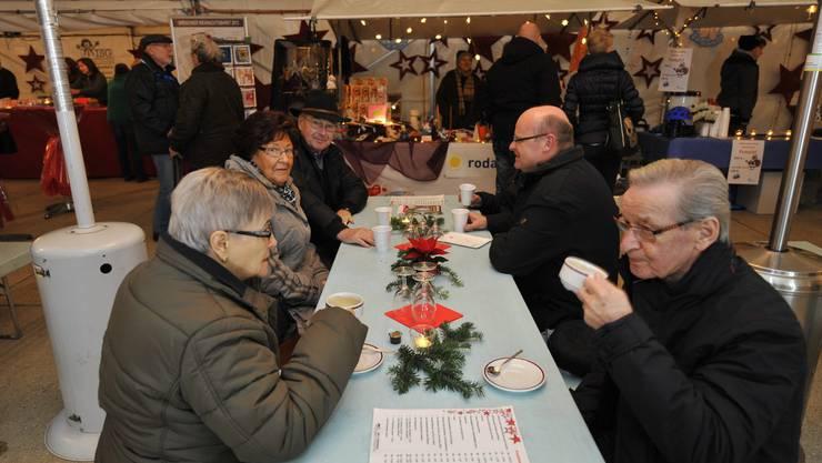 Weihnachtsmarkt Grenchen