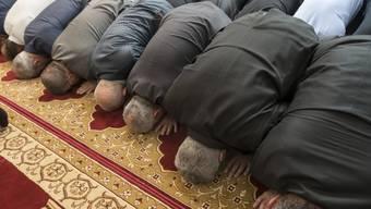 380 000 der über 15-Jährigen in der Schweiz waren Ende 2017 muslimischen Glaubens, sagt die Statistik. (Archivbild)