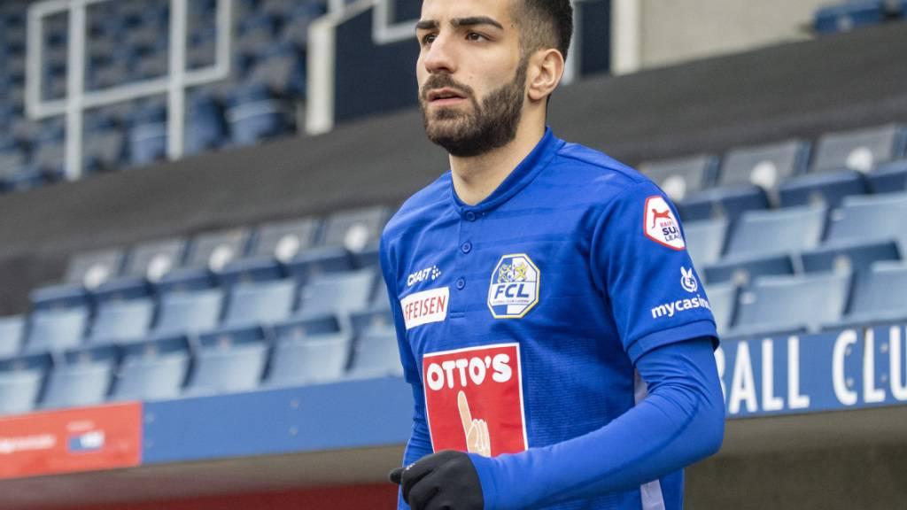 Varol Tasar hat zwei Herzen in seiner Brust