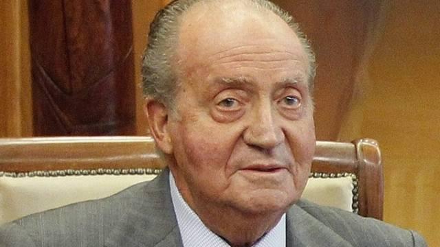 In einer Pechsträhne: Spaniens König Juan Carlos