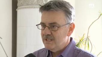 André Diefenbacher vom regionalen Sozialdienst Kölliken