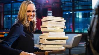 «Ich habe mich entschuldigt. Ohne Wenn und Aber.» Nicola Steiner, Moderatorin des SRF-«Literaturclubs».