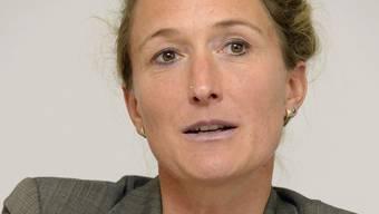 Regierungsrätin Susanne Hochuli.