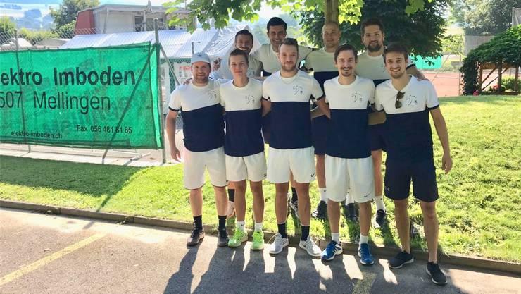 Nach nur einer Saison in der NLC gehts für die Tennisspieler vom TC Rohrdorferberg zurück in die 1. Liga.