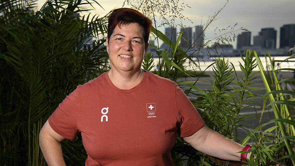Heidi Diethelm Gerber wird mit der Luftpistole über 10 m nur 28.