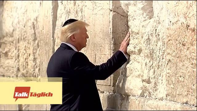 Trump provoziert neuer Nahost-Konflikt