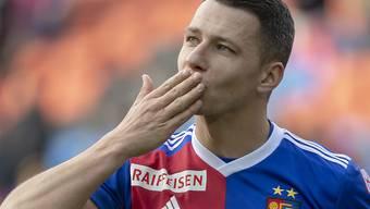 Marek Suchy spielt künftig in der Bundesliga für Augsburg
