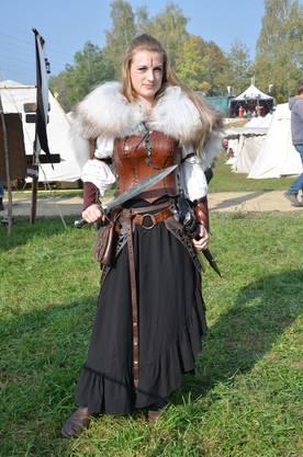 Zum ersten Mal in der Geschichte der Neuzeit erlebte das Freiamt am Wochenende vom 19. bis 21. Oktober ein Wikinger- und Mittelalterfest, wo sich alles traf, was für früher schwärmt.