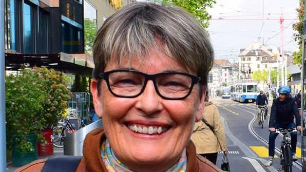 Monika Voser, Präsidentin der BEP