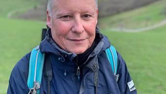 Journalist Thomas Widmer, 58, gilt als «Schweizer Wanderpapst». Er publizierte sechs Bücher, zuletzt «Hundertundein Stein»  (Echtzeit Verlag).