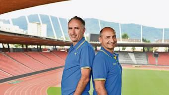 Christoph Joho (links) und Andreas Hediger teilen sich das Direktorium bei «Weltklasse Zürich».