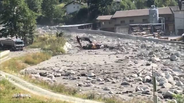 Erneuter Erdrutsch bei Bondo