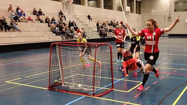 Kein guter Saisonstart für die Damen von Unihockey Basel Regio