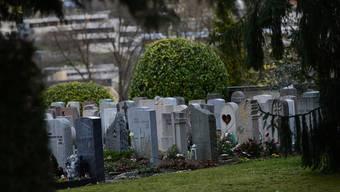 Die grosse Neugestaltung des Liestaler Friedhofs gibt es nicht, dafür neue Grabformen. (Archivbild)