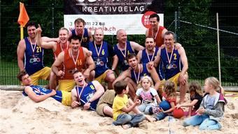 Die Schweizermeister 2014: Copaca-Bâle