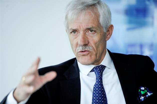Bis zur geregelten Nachfolge wird Verwaltungsratspräsident Ulrich Vischer die operative Führung übernehmen.