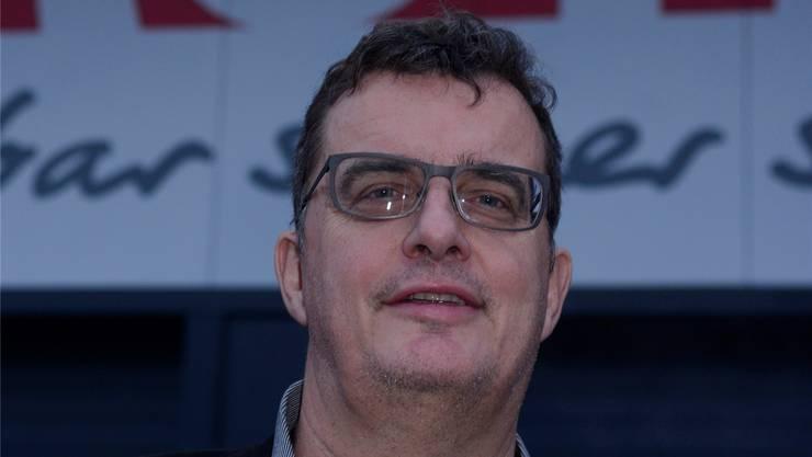 Stefan Blaser, CEO der Roth Gruppe, engagiert sich im Solothurner Handball und im Schweizer Radsport.