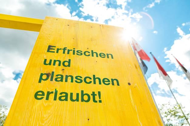 Noch bis zum 31. August locken zahlreiche Aktionen und Veranstaltungen nach Baden und Ennetbaden.