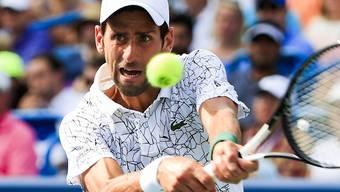 Novak Djokovic schaffte es als erster Spieler, alle neun Masters-1000-Turniere mindestens einmal zu gewinnen