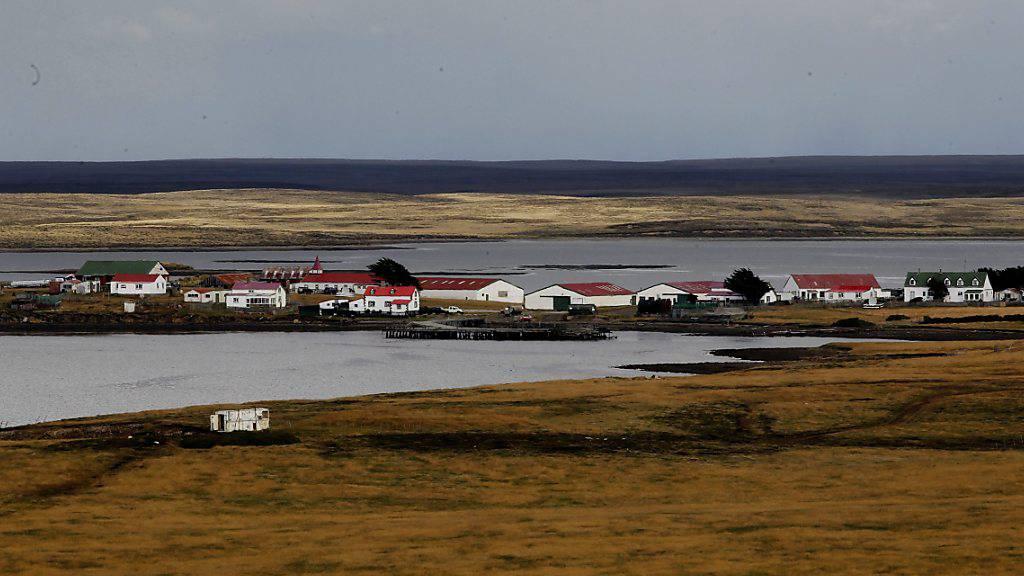 Argentinien bietet Hilfe bei Versorgung der Falklandinseln an