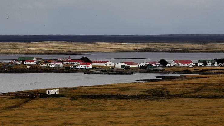 Argentinien hat Grossbritannien angeboten, wegen des Coronavirus bei der Versorgung der Falklandinseln zu helfen. (Archivbild)