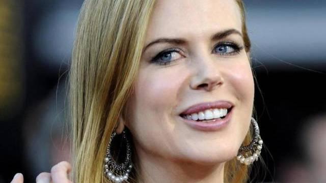 Schauspielerin Nicole Kidman ist eigentlich ein introvertierter Mensch