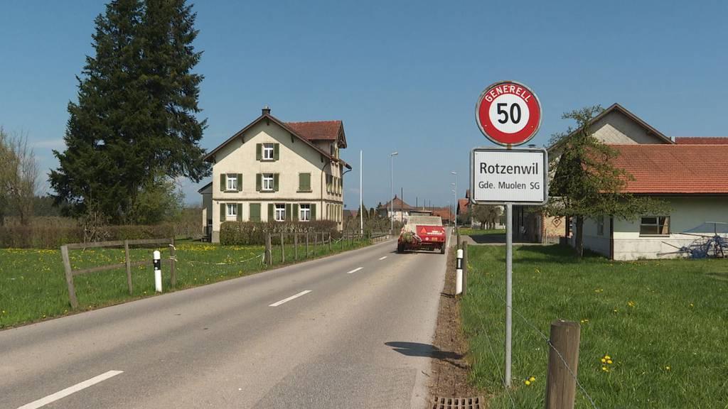 Rotzenwil befindet sich im Funkloch