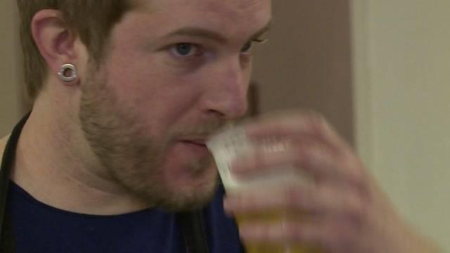 Bier brauen selbst gemacht dank Kurs in Ursenbach