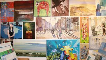 Am 10.November findet die Eröffnung des Kunstsupermarktes 2016 statt