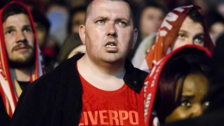 Keine Europacup-Party für die schwer enttäuschten Liverpool-Anhänger