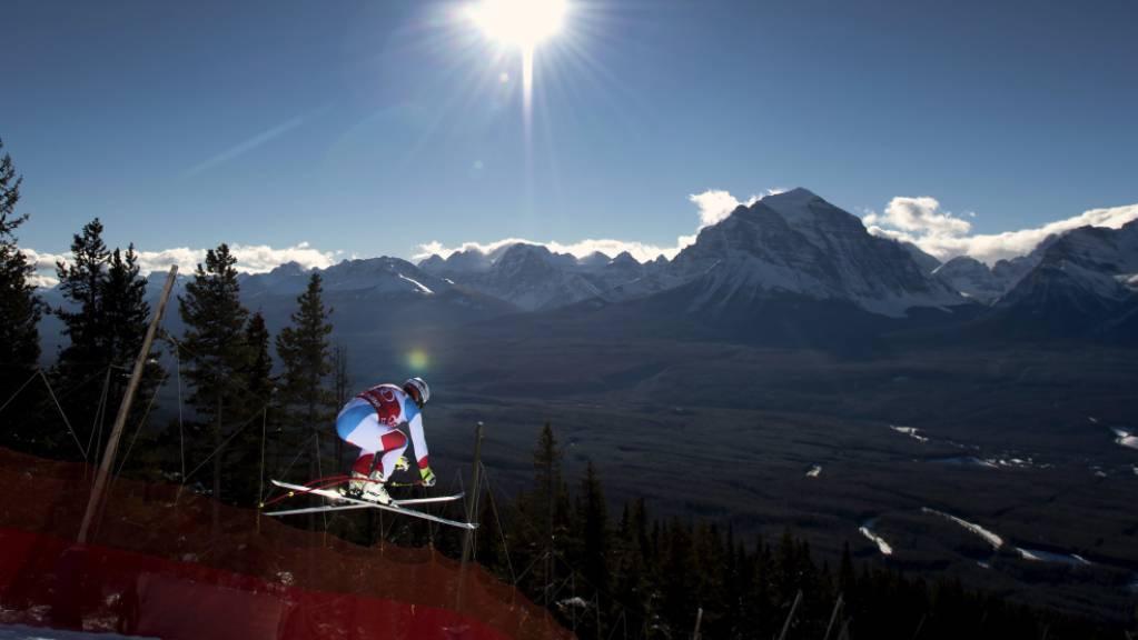 Beat Feuz und Co. kehren in die kanadischen Rocky Mountains zurück.