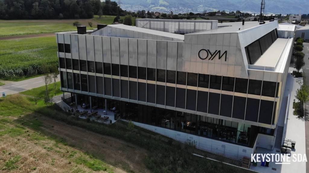 Modernstes Sportzentrum der Welt: In Cham (ZG) trainieren nur die Besten