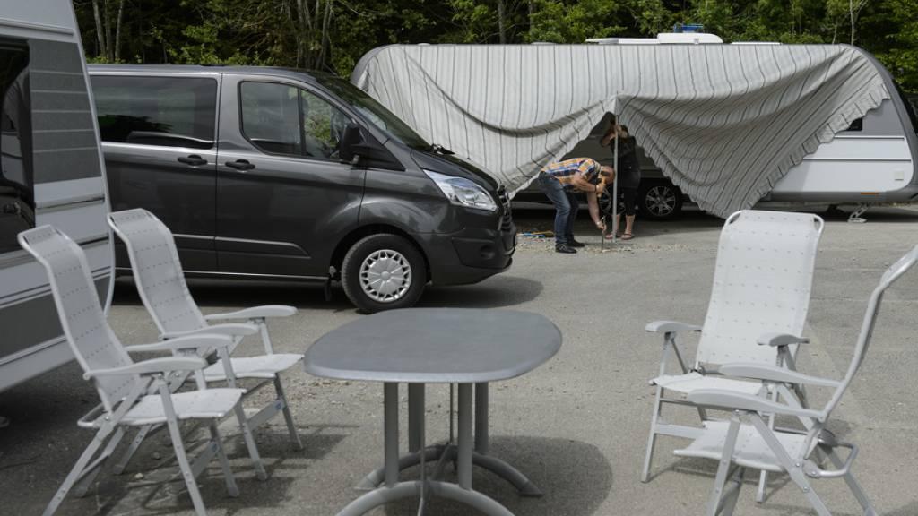Obwohl beliebt: In der Zentralschweiz fehlen die Halteplätze