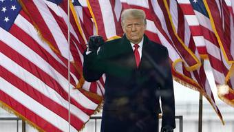 Donald Trump ruft zum Protest auf.