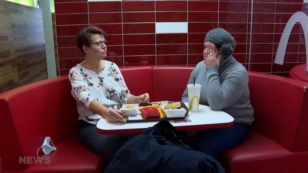Älteste McDonalds-Filiale schliesst