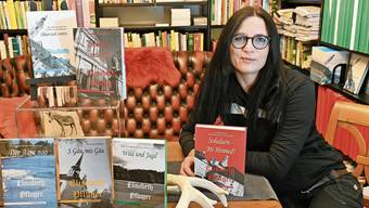 Claudia Brander legt das jüngste, sechste Buch mit Gesichten aus Elisabeth Pflugers grosser Geschichtensammlung vor.