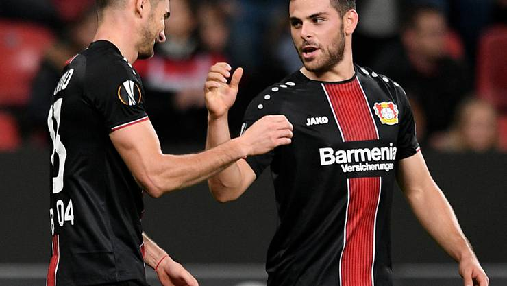 Auch FCZ-Gruppengegner Leverkusen hält sich in Europa League bislang schadlos