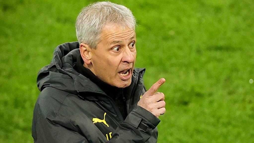 Lucien Favre, seit Dezember 2020 freigestellt, hat bei Crystal Palace einen neuen Job vor Augen