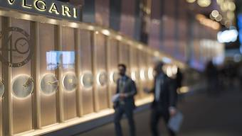 Bulgari an der Fachmesse Baselworld 2015