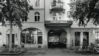 """Die """"alte Stadthalle"""" steht nun unter Denkmalschutz"""