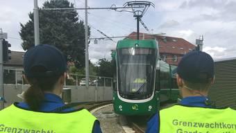 Die Tramlinie 3 wird in Frankreich bis nach Saint-Louis verlängert. Nun sollen offenbar auch Basler Billett-Automaten auf der französischen Seite eingesetzt werden.