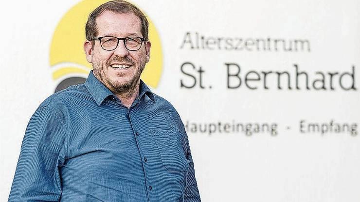 Rüdiger Niederer ist nicht mehr Geschäftsleiter des Alterszentrums. Er kann nicht hinter der Strategie stehen.