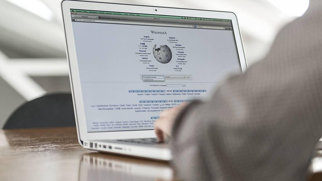 Die Regierung in Moskau plant die Bereitstellung von umgerechnet 24 Millionen Euro für die Schaffung ihrer eigenen Wikipedia-Version. (Symbolbild)