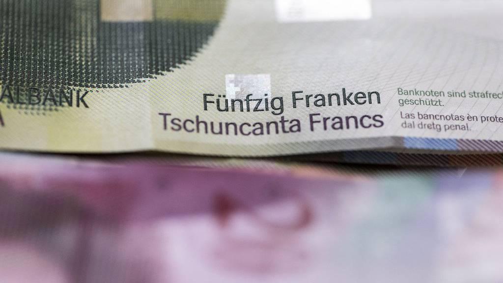 St.Gallen belässt den Steuerfuss trotz angespannter Finanzlage.