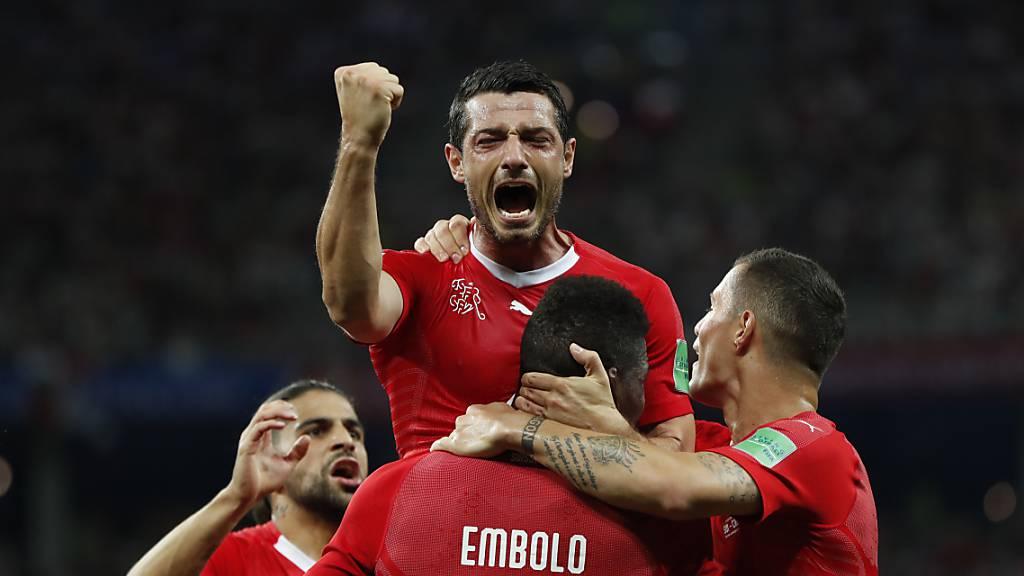 Blerim Dzemaili will in Zukunft wieder für den FC Zürich jubeln