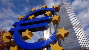 Die Europäische Zentralbank (EZB) treibt die Kurswende voran. (Archivbild)