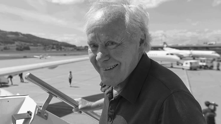 Die Schweiz trauert um Köbi Kuhn: Im Alter von 76 Jahren ist der frühere Nationalcoach gestorben