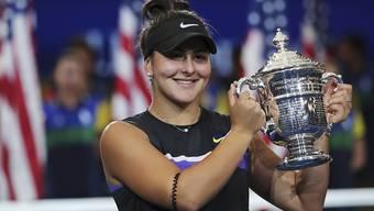 Bianca Andreescu wird ihren Titel beim US Open nicht verteidigen