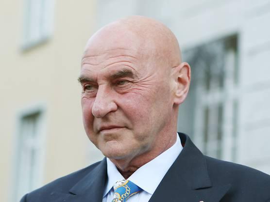 Valentin Landmann (SVP/ZH)